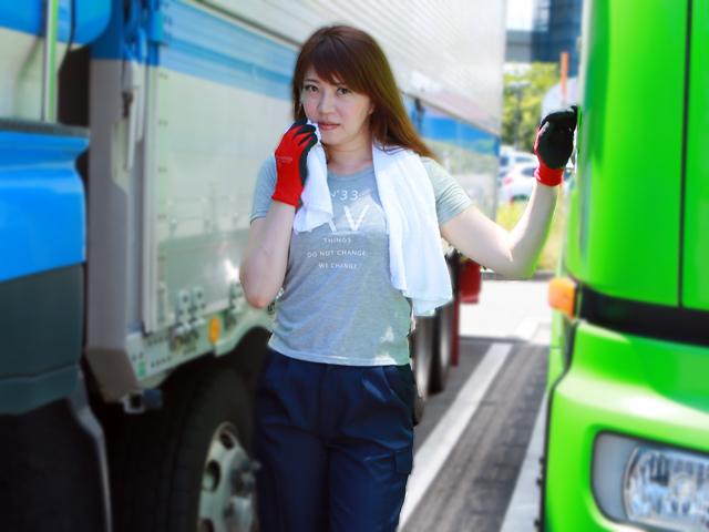 実は美人が多い女性トラック運転手を性感マッサージでとことんイカせてみた(3)