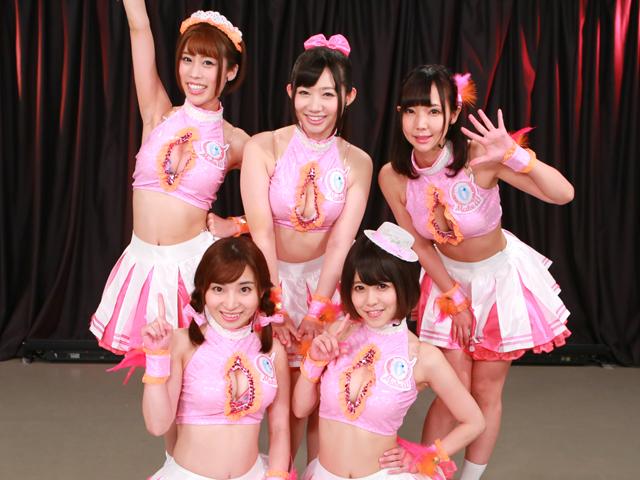 【A‐ONE & m´s presetns】初出しアイドル5人組に生中●し!完全版~感じられるアイドル「Make it!」のセンターを決めるのはアナタ!