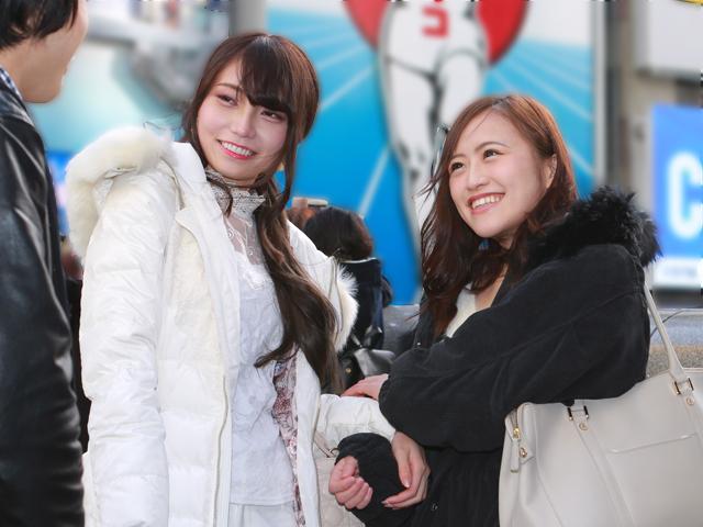 大阪の街で見かけた関西弁が可愛すぎる女の子とどうしてもヤリたい豪華版
